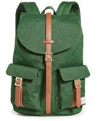 Herschel Supply Co. Classics Dawson Backpack - Green