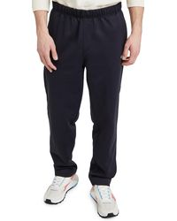 AMI Technical Track Trousers - Blue