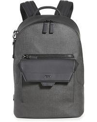 Tumi Ashton Marlow Backpack - Grey