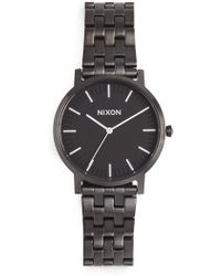 Nixon - The Porter Watch, 40mm - Lyst