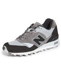 New Balance Made In Uk 577 Trainers - Grey