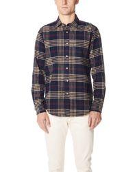 Portuguese Flannel - Tomar Shirt - Lyst