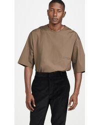 Lemaire Tee Shirt - Multicolour