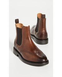 Polo Ralph Lauren Asher Chelsea Boots - Brown