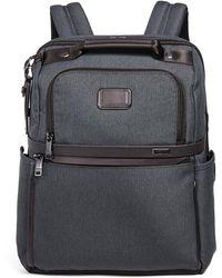 Tumi Alpha Slim Solutions Brief Backpack - Multicolour