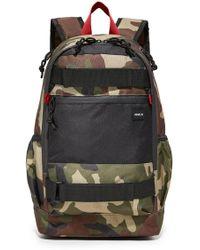 RVCA Push Skate Delux Backpack - Black