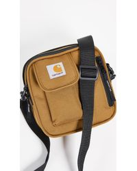 0c41407cb92a Lyst - Carhartt WIP Mens Essentials Pouch Bag Grey in Gray for Men