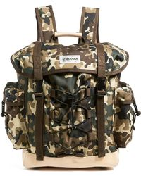 Eastpak - X A.p.c. Camo Backpack - Lyst