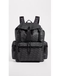 Bally - Crew Backpack - Lyst