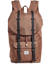 Herschel Supply Co. Little America Backpack - Brown