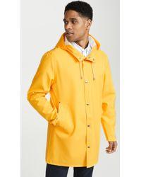 Stutterheim Stockholm Jacket - Yellow