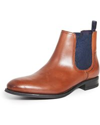 Ted Baker Travic Waterproof Chelsea Boots - Multicolour