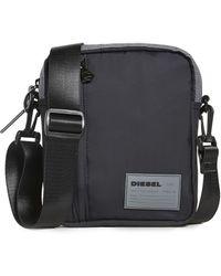 DIESEL Discover Me Shoulder Bag - Black
