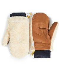 The North Face Brown Label Mittens - Multicolour