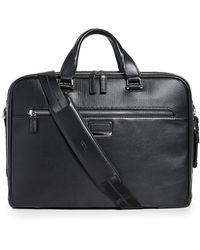 Tumi Ashton Gibson Slim Briefcase - Black
