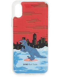 PS by Paul Smith Dino Iphone X / Xs Case - Multicolour