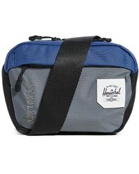 Herschel Supply Co. Tour Small Waist Pack - Blue