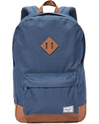 Herschel Supply Co. Heritage Classic Backpack - Blue