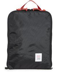 Topo Pack Bag - Black