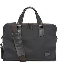 Tumi - Harrison Nylon Seneca Slim Briefcase - Lyst