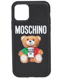 Moschino Iphone 11 Pro Case - Black