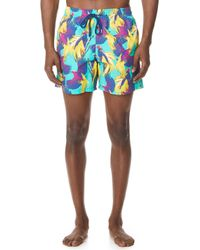 Vilebrequin - Birds Of Paradise Trunks - Lyst
