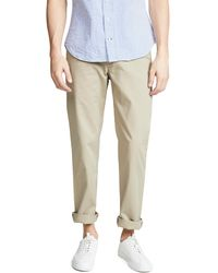 Polo Ralph Lauren Classic Fit Chino Trousers - Natural