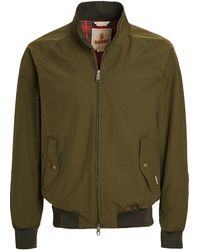 Baracuta G9 Archive Jacket - Green