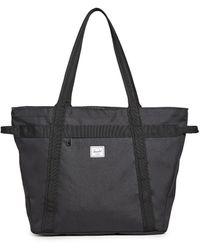 Herschel Supply Co. Alexander Zip Tote Bag - Black