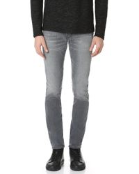 Citizens of Humanity Noah Super Slim Jeans - Gray