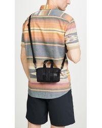 Porter Howl Boston Bag Mini - Black