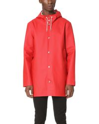 Stutterheim - Stockholm Raincoat - Lyst