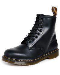 Dr. Martens 1460 W Lace-up Boots - Black
