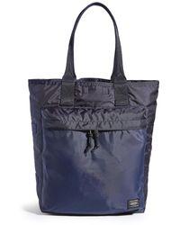 Porter Flex Tote Bag - Blue