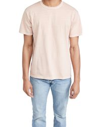 Save Khaki Recycled Jersey T-shirt - Multicolour