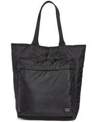 Porter Flex Tote Bag - Black