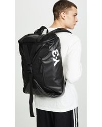 Y-3 - Base Backpack - Lyst