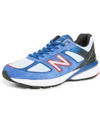 New Balance Made In Usa 990 Sneakers - Blue