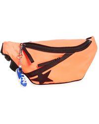 Golden Goose Deluxe Brand Journey Belt Bag - Orange