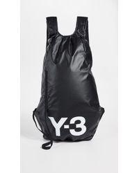 Y-3 Yohji Backpack Ii - Black