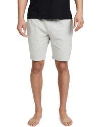 Calvin Klein One Basic Lounge Shorts - Gray