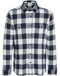 Faherty Brand Legend Sweater Shirt - Blue