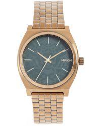 Nixon - Time Teller Watch, 38mm - Lyst