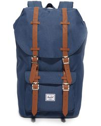 Herschel Supply Co. Little America Classic Backpack - Blue