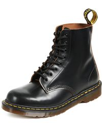 Dr. Martens - Made In England Vintage 1460 8 Eye Boot - Lyst