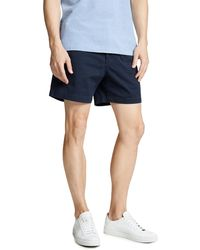 Polo Ralph Lauren Classic Fit Polo Prepster Shorts - Blue