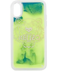 KENZO Tiger Head Iphone X / Xs Case - Yellow
