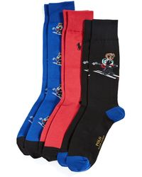 Polo Ralph Lauren Polo Bear Pack Gift Boxes - Black