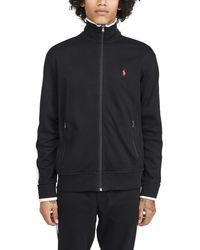 Polo Ralph Lauren Interlock Track Jacket - Black