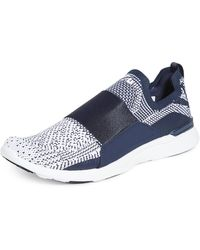 APL Shoes Techloom Bliss Sneakers - Blue